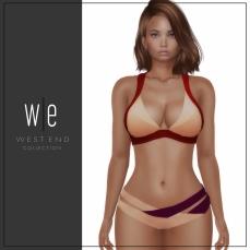 [ west end ] Shapes - Tasha (Lelutka Greer Bento) AD-MP-FULL BODY (CURVY)