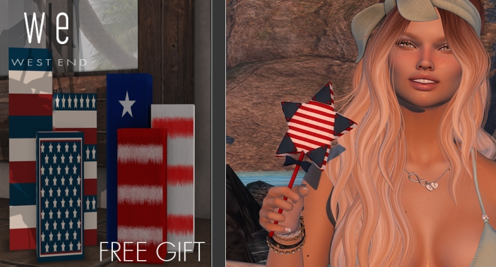 4th of July Free Gifts