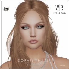 [ west end ] Shapes - Sophie (Catwa Koura Bento) AD