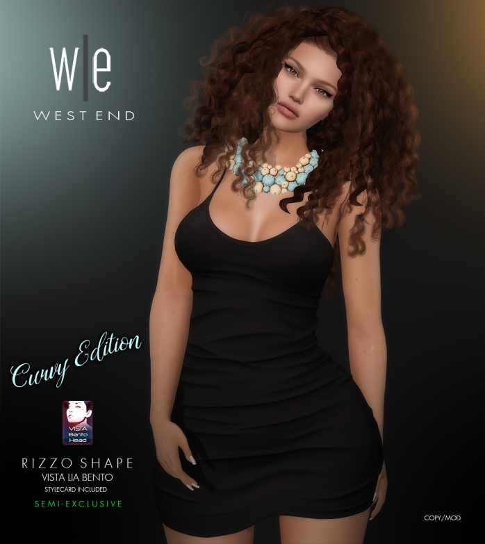 [ west end ] Shapes - Rizzo (Vista Lia Bento) VIP web