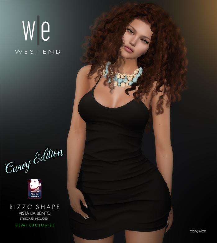 [ west end ] Shapes - Rizzo (Vista Lia Bento) VIP web
