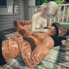 [ west end ] Easy to Love You - Couples Pose 2048