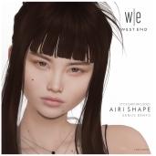 [ west end ] Shapes - Airi (Genus Bento) AD 1300a