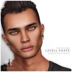 [ west end ] Shapes - Lavelle (Catwa Stanley Bento) AD