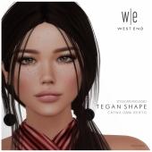 [ west end ] Shapes - Tegan (Catwa Ciara Bento) AD 1300
