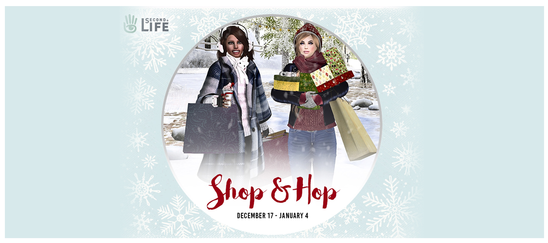 SL Christmas Shop & Hop