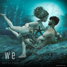 [ west end ] Different World - Couples Pose-1300