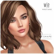 [ west end ] Shapes - Keira (Lelutka Greer Bento) AD V3.3