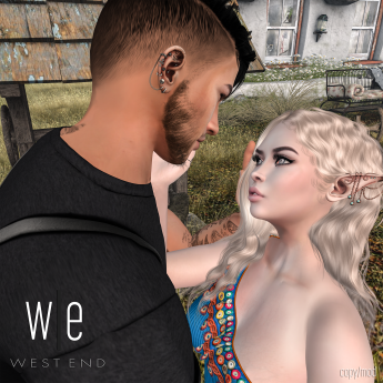 [ west end ] Moments - Couples Pose 2048