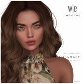 [ west end ] Shapes - Jaeden (Lelutka Chloe Bento) AD V3.3