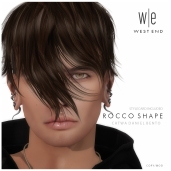 [ west end ] Shapes - Rocco (Catwa Daniel Bento) AD