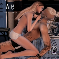 [ west end ] poses - 'cause i've been waitin' ad - pfe