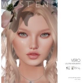 [WEST END] SHAPES - VERO (LELUTKA VERA BENTO) AD