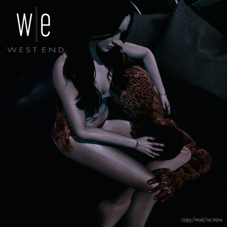 [ west end ] Right Here in My Arms - Couples Pose-1300