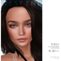 [ west end ] Shapes - Sheila (Lelutka Vera Bento) (Lara) AD