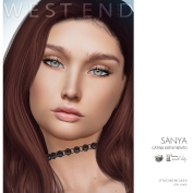 [ west end ] Shapes - Sanya (Catwa Kathy Bento) AD