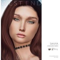 [ west end ] Shapes - Sanya (Catwa Kathy Bento) AD
