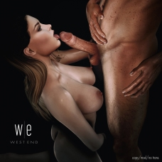 [ west end ] Just the Tip - After Dark Couples Pose - 1300