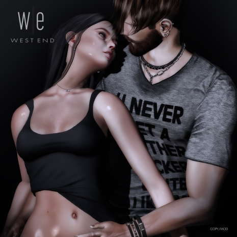 [ west end ] Poses - Lost in You - Couples Pose AD 1300