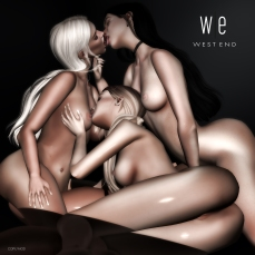 [ west end ] Poses - Synchronicity - Group Pose AD - 1300