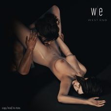 [ west end ] Poses - Taste Me - Couples Pose - 1300