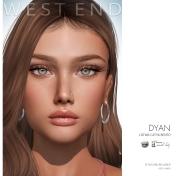[ west end ] Shapes - Dyan (Catwa Catya Bento) AD