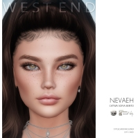 [ west end ] Shapes - Nevaeh (Catwa Sofia Bento) AD