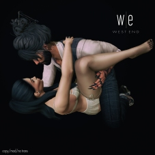 [ west end ] Poses - Yours - Couples Pose AD