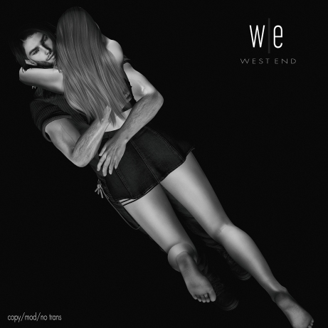 [ west end ] Poses - Missed You - Couples Pose AD - 1300