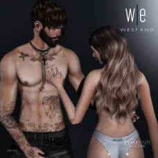 [ west end ] Bento Poses - Tantalizing - Couples Pose AD - exclusive 1300