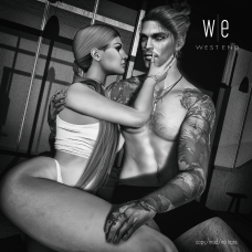 [ west end ] Poses - Look At Me - Couples Pose ad