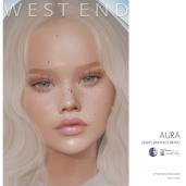 [ west end ] Shapes - Aura (Genus Babyface Bento) AD