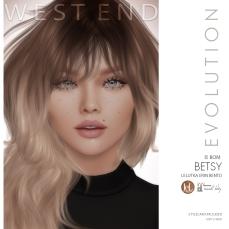 [west end ] Shapes - Betsy (Lelutka Erin Evolution) AD