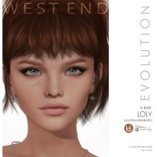 [west end ] Shapes - Loly (Lelutka Erin Evolution) AD