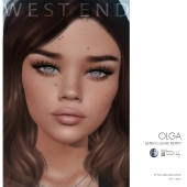 [ west end ] Shapes - Olga (Genus Classic Bento) AD