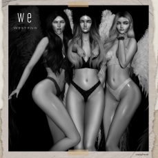 [ west end ] Bento Poses - We Are No Angels - Group Pose AD-fixbw - 1300