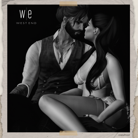 [ west end ] Poses- I Love You - Couples Pose