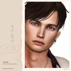 [ west end ] Shapes - Jaime [Catwa Daniel Bento] AD