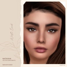 [west end] Shapes - Natasha [Lelutka Erin Evolution] AD