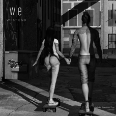 [ west end ] Bento Poses - Crusin' - Couples Pose AD1 - 1300