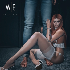 [ west end ] Poses - Own Me - Couples Pose - 1300