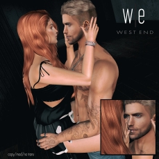 [ west end ] Poses - You Completely - Couples Pose - 1300